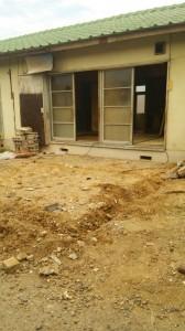 家の解体撤去2