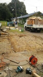 家の解体撤去3