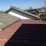 屋根を塗装する前