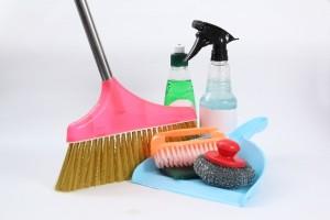 家の掃除・ハウスクリーニングならお任せください。
