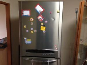 大型冷蔵庫もお任せ下さい。