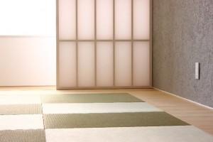 個性的な畳のオーダーも対応いたします。